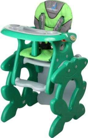 Jídelní židlička Caretero Primus Green