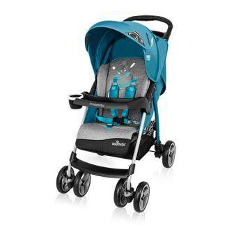 Baby Design Walker Lite 2021 Tyrkys 05 + u nás ZÁRUKA 3 ROKY