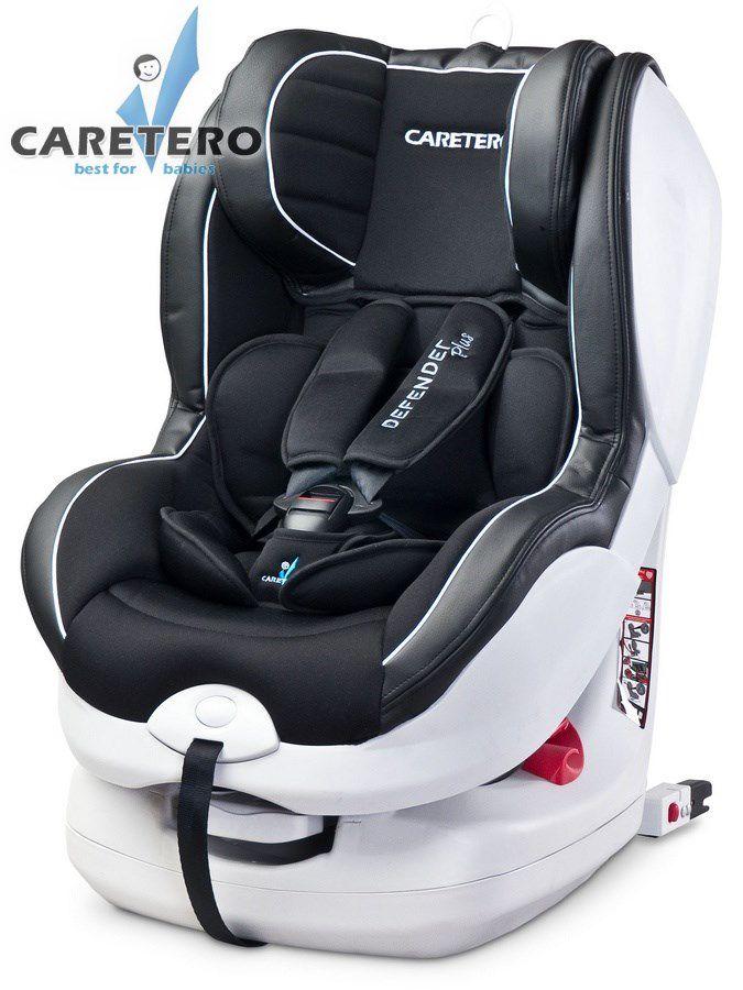 Caretero Defender Plus Isofix 2021 black + u nás ZÁRUKA 3 ROKY a DÁREK