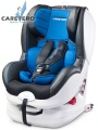 Caretero Defender Plus Isofix 2020 blue + KAPSÁŘ ZDARMA