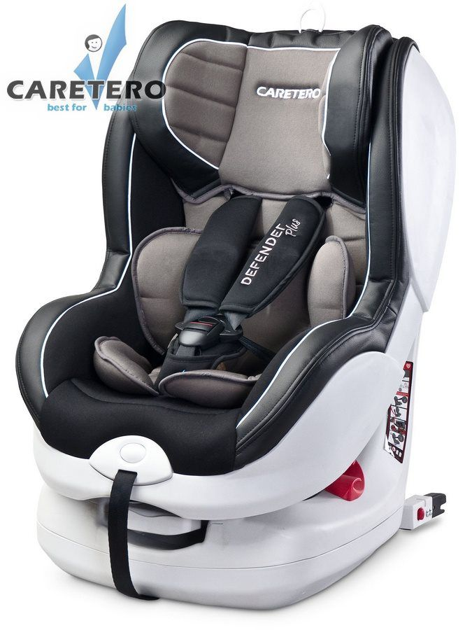 Caretero Defender Plus Isofix 2019 graphite