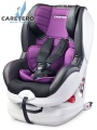 Caretero Defender Plus Isofix 2019 purple + KAPSÁŘ ZDARMA