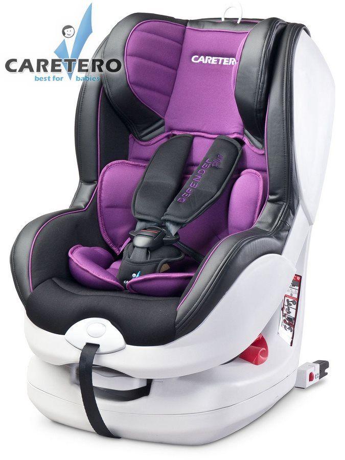 Caretero Defender Plus Isofix 2019 purple