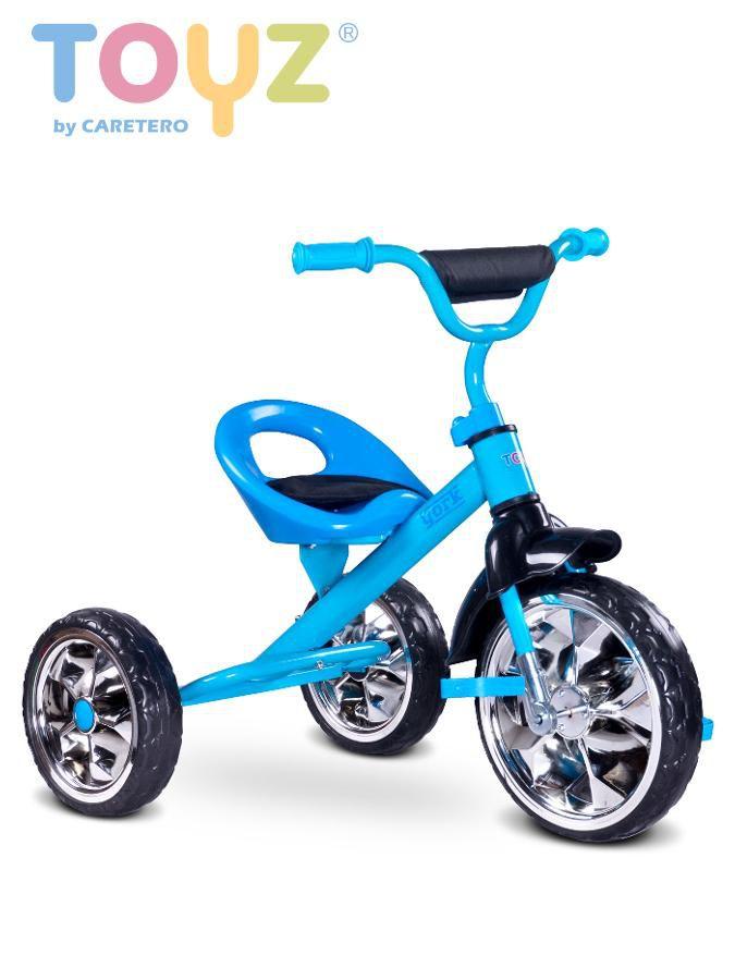 Toyz tříkolka York blue
