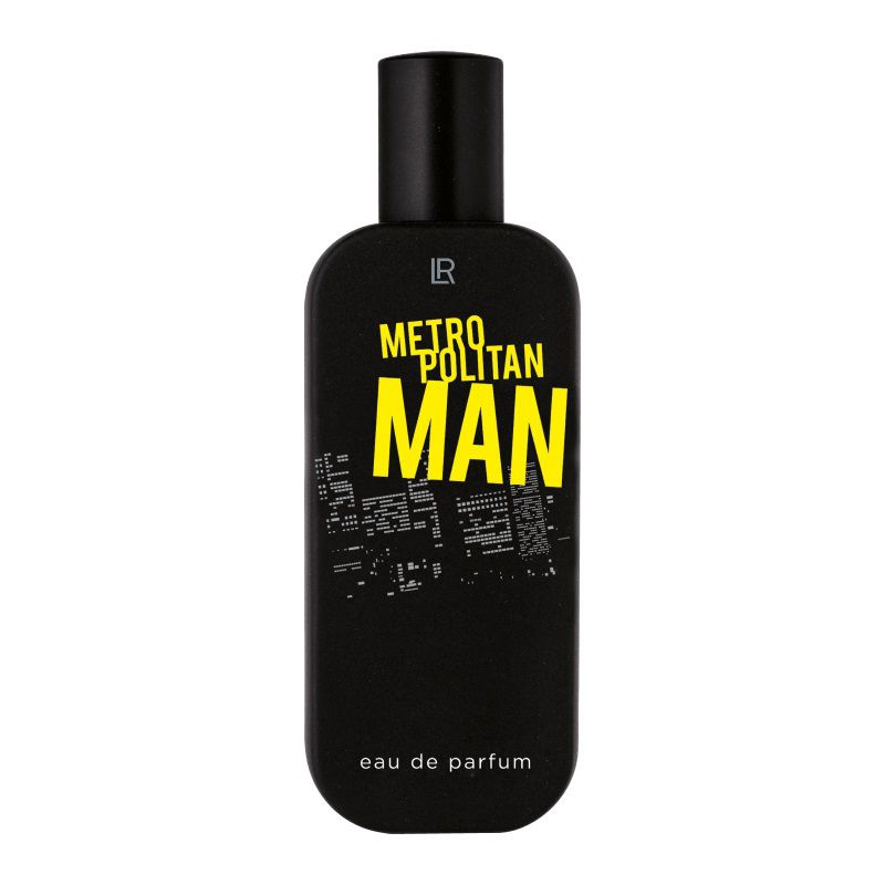 LR Metropolitan for Man parfémovaná voda 50 ml