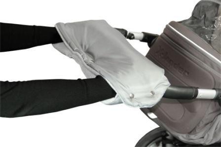Emitex rukávník šedý