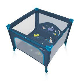 Baby Design Ohrádka Joy 03 modrá
