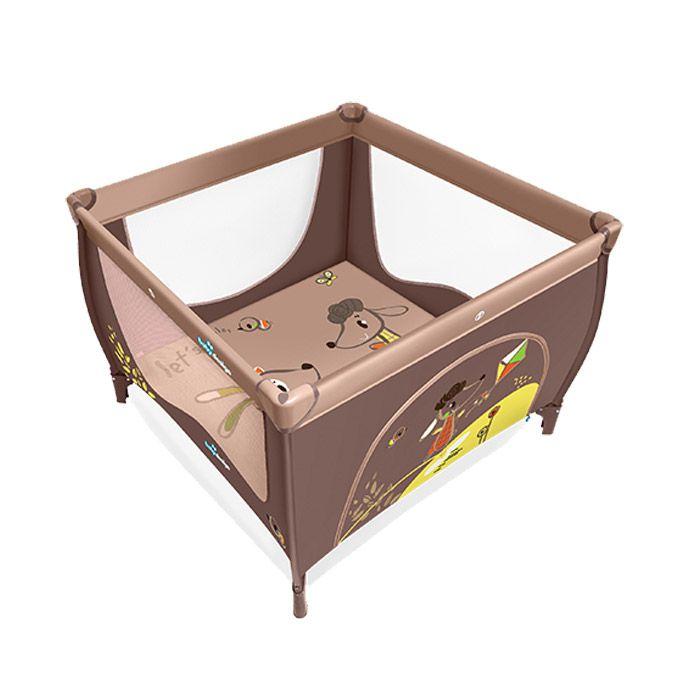 Baby Design Play 09 hnědá