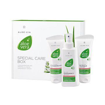 LR Aloe Vera Box první pomoci
