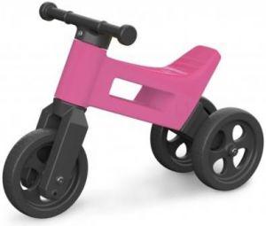 Bonaparte Odrážedlo Funny Wheels 2 v 1 2v1 růžové