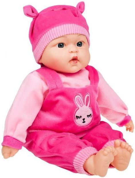PlayTo Mluvící a zpívající dětská panenka Terezka + u nás ZÁRUKA 3 ROKY