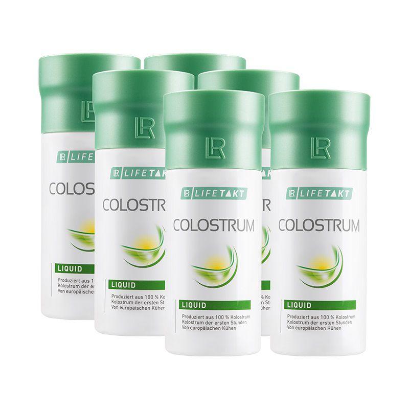 LR Colostrum Liquid 6 x 125 ml