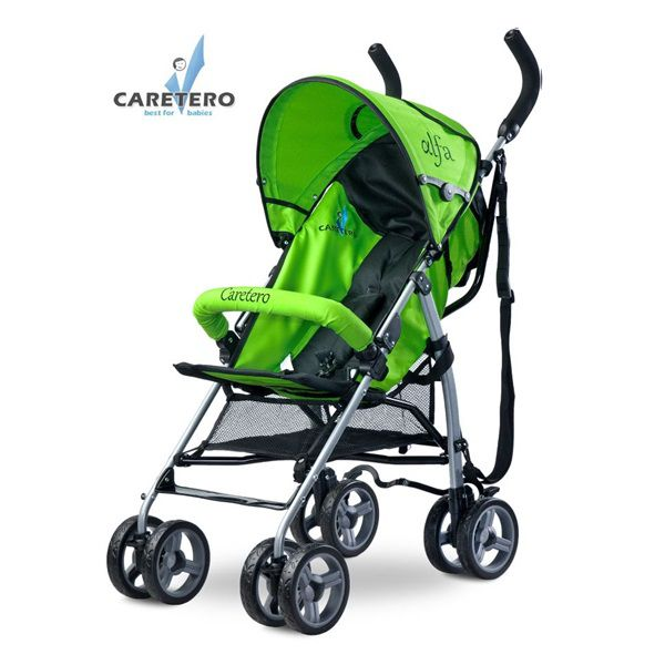 Caretero Golf Alfa 2016 zelený + ZÁRUKA 3 ROKY