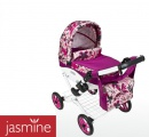 Jasmine Kids kočárek pro panenky 13