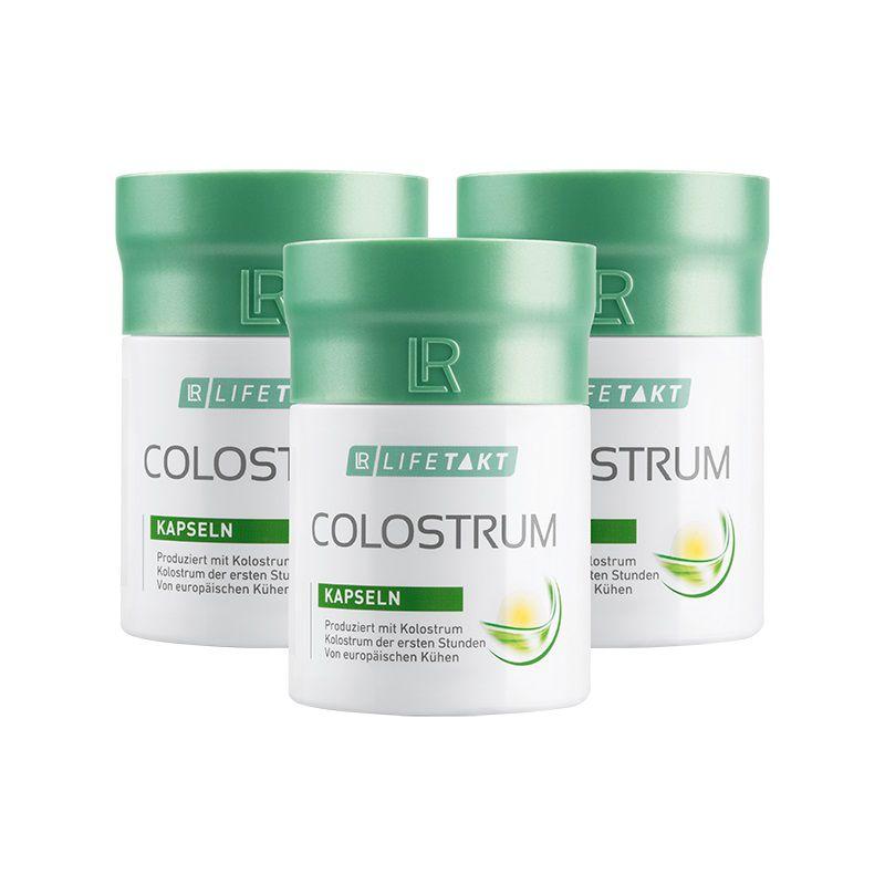 LR Colostrum Compact Série 3 x 60 kapslí
