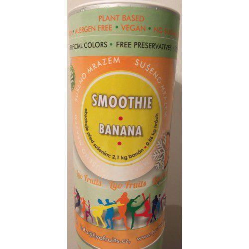 Lyofruits Smoothie Banana 500g