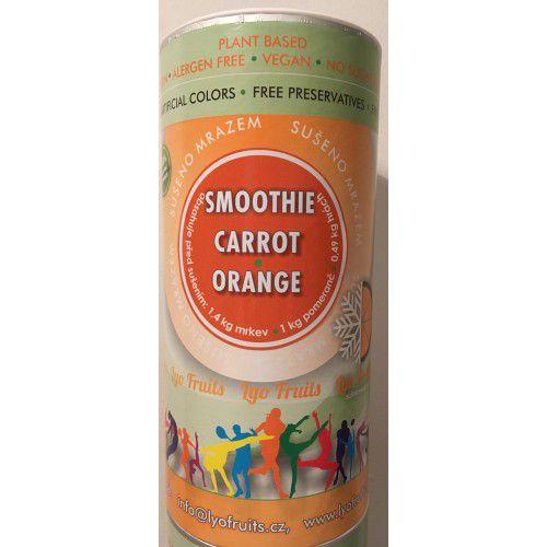 Lyofruits Smoothie Carrot & Orange 500g