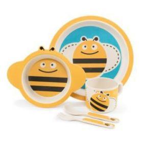 Zopa Bambusová sada nádobí Bee