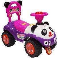 Hračka Alexis Baby Mix Odrážedlo Panda fialová 7601