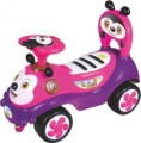 Baby Mix Happy Bee růžové