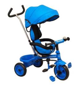Baby Mix tříkolka modrá