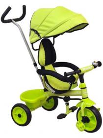 Baby Mix tříkolka zelená