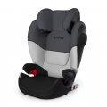 Cybex Solution M Fix SL 2019 Gray Rabbit + KAPSÁŘ