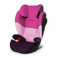 Cybex Solution M Fix SL 2019 Purple Rain + KAPSÁŘ