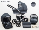 Raf-pol Baby Lux Largo 2021 Magic Grey