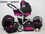 Raf-pol Baby Lux Largo 2020 Black Purple