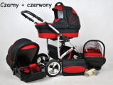 Raf-pol Baby Lux Largo 2020 Black Red