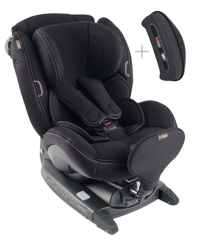 BeSafe iZi Combi X4 ISOfix 2019 Black Car Interior 50