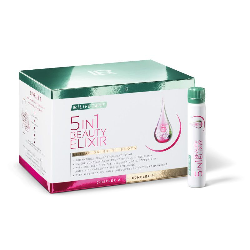 LR Health & Beauty 5in1 Beauty Elixir 30 x 25 ml