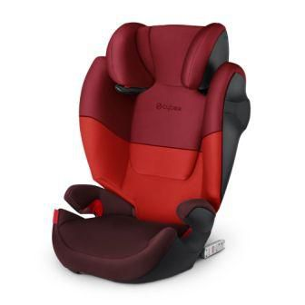 Cybex Solution M-Fix 2019 Rumba Red + ZÁRUKA 3 ROKY a DÁREK