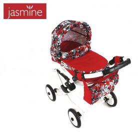 Jasmine Kids kočárek pro panenky 24