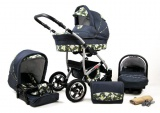 Raf-pol Baby Lux Largo 2020 Grey Bear