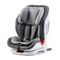 Kinderkraft One To 3 Isofix 2019 Black Grey + KAPSÁR ZDARMA