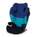 Cybex Solution M Fix SL 2020 Blue Moon + KAPSÁŘ ZDARMA