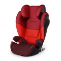 Cybex Solution M Fix SL 2020 Rumba Red + KAPSÁŘ ZDARMA