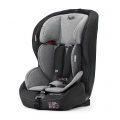 Kinderkraft Safety-Fix 2020 Black/Gray + KAPSÁŘ ZDARMA