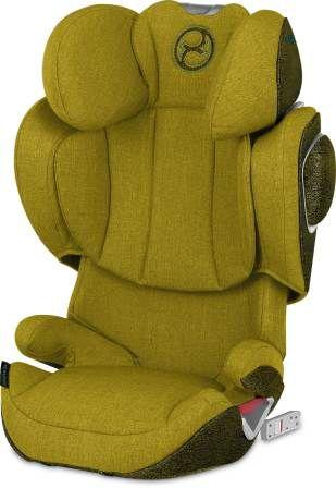Cybex Solution Z-fix Plus 2020 Mustard Yellow + u nás ZÁRUKA 3 ROKY a DÁREK