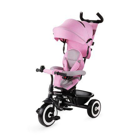 Kinderkraft Aston růžová + u nás ZÁRUKA 3 ROKY