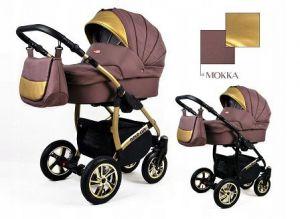 Raf-pol Baby Lux Gold Lux 2019 Mokka