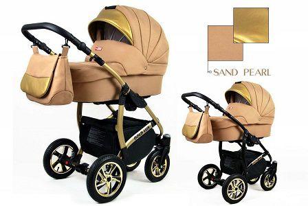 Raf-pol Baby Lux Gold Lux 2019 Sand pearl + u nás ZÁRUKA 3 ROKY