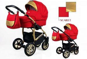 Raf-pol Baby Lux Gold Lux 2019 Scarlet