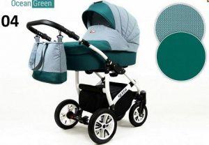 Raf-pol Baby Lux Queen 2019 Ocean green