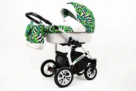 Raf-pol Baby Lux Tropical 2019 Banana leaf + u nás ZÁRUKA 3 ROKY
