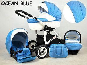 Raf-pol babylux White Lux 2019 Ocean blue