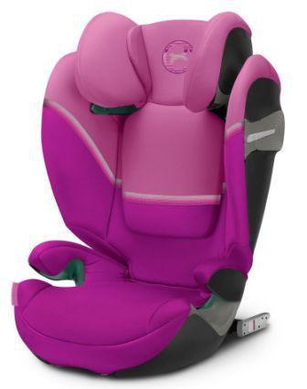 Cybex Solution S i-fix 2020 Magnolia Pink + u nás ZÁRUKA 3 ROKY a DÁREK