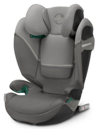 Cybex Solution S i-fix 2021 Soho Grey + u nás ZÁRUKA 3 ROKY a DÁREK